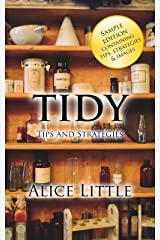 Tidy: tips and strategies Kindle Edition