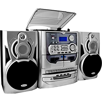 Dual MP 301 Mini-Stereo-System (100W, 3-fach CD-Wechsler