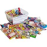 CAPTAIN PLAY   Retro Süßigkeiten Party Box   1kg Kindheitserinnerungen