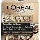 L'Oréal Paris Dermo Expertise Paris Age Perfect Crema Día Renaissance contra el envejecimiento celular