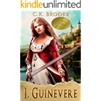 I, Guinevere (Mythic Maidens Book 2)