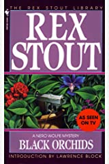 Black Orchids (A Nero Wolfe Mystery Book 9) Kindle Edition