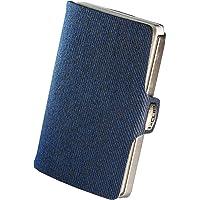I-CLIP Original Silver Denim Blue Modello 2018, Portafoglio, Wallet