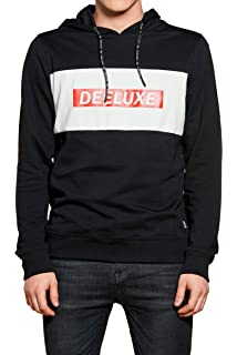 dab0f22c91c8 Deeluxe Sweat Parker Noir S  Amazon.fr  Vêtements et accessoires