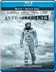 Interstellar (Movie + Bonus Disc) (2-Disc)