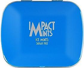 Impact Mints Sugar-Free Mint, Ice Mint, 14g
