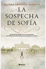 La sospecha de Sofía Versión Kindle