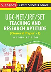 UGC-NET/JRF/SET Teaching and Research Aptitude (General Paper – I) (Hindi Edition)