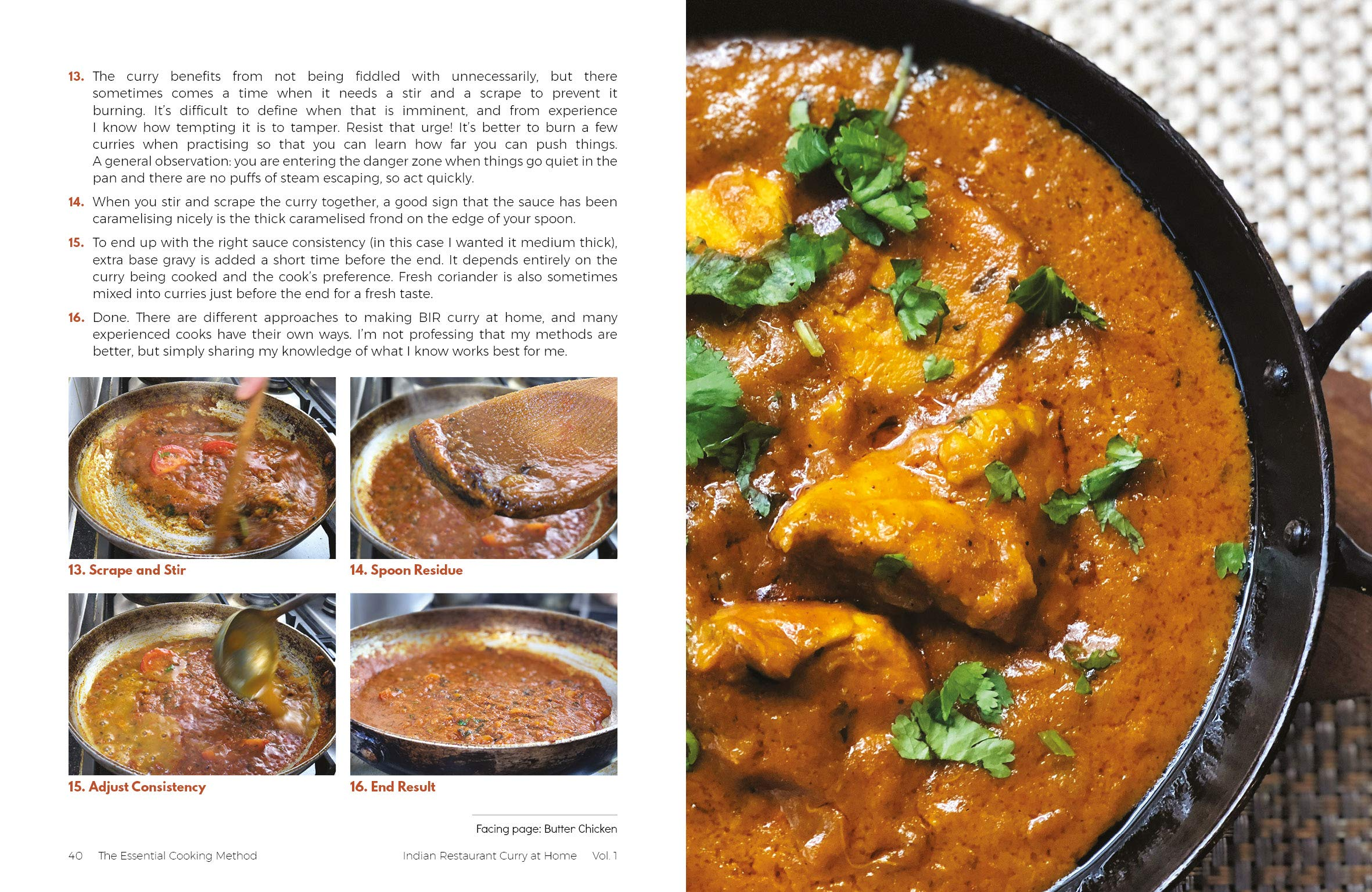 Indian Restaurant Curry at Home Volume 1: Misty Ricardo's Curry Kitchen 7