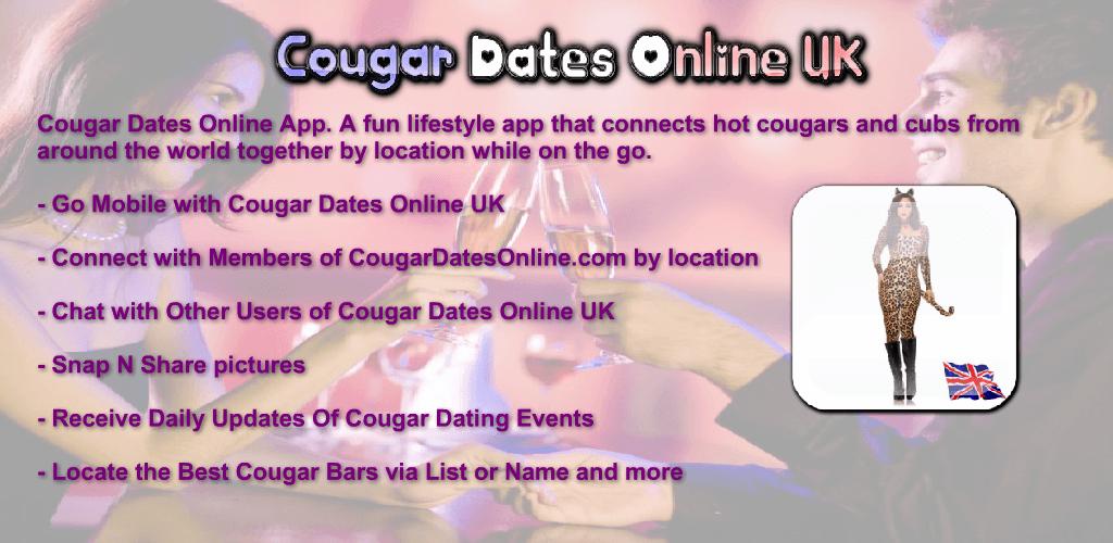 cougar dating UK appil gancio fino gay bar