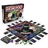 Hasbro Games E4816GC2 Monopoly Voice Banking, spraakgestuurd familiespel vanaf 8 jaar, Meerkleurig