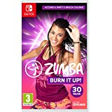 Zumba BURN It Up! - Nintendo Switch