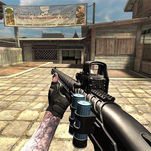 US Army Counter Terrorist - Special Ops Gun Strike Shooting Game