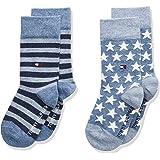 Tommy Hilfiger calcetines (Pack de 2) Unisex niños