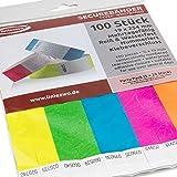 linie zwo®, 100er Party Pack (5 x 20 Stück) Securebänder Tyvek® 19 mm
