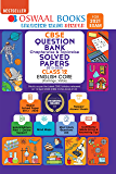 Oswaal CBSE Question Bank Chapterwise & Topicwise Solved Papers Class 12, English Core (For 2021 Exam)