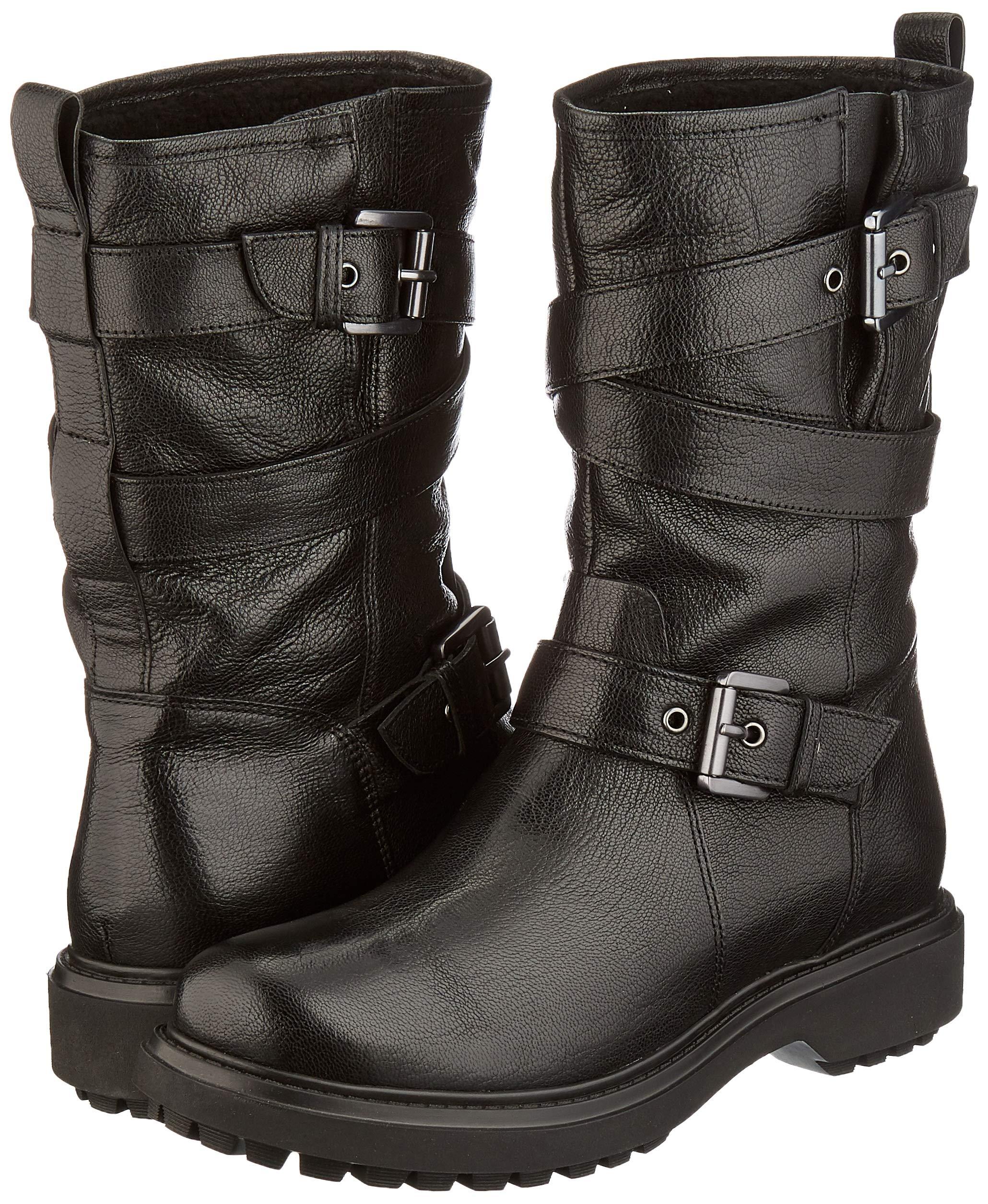 Geox Damen D Asheely D Biker Boots 5