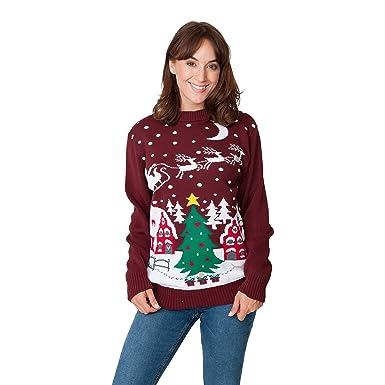 New Camp Ltd Christmas Xmas 2017 Womens Unisex Mens Jumper Novelty ...