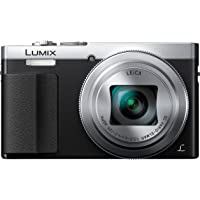 Panasonic LUMIX DMC-TZ70EB-S 30x70 Super Zoom Camera - Silver