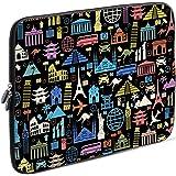 Sidorenko 10,1-10,2 Pollici Tablet Custodia - Borsa in Neoprene, 42 Designs a Scelta
