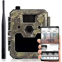 icuserver Caméra de Chasse icucam 4G - 1 an Gratuit d'envoi d'images - 4000 Coins pour Chaque Nouvelle caméra 4G…