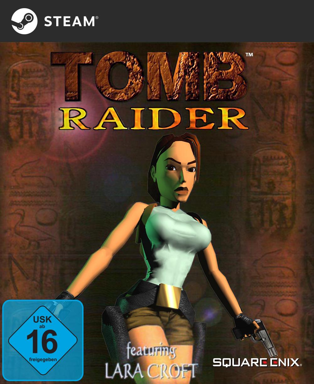 Puzzle 3d Raiders (Tomb Raider I [PC Code - Steam])