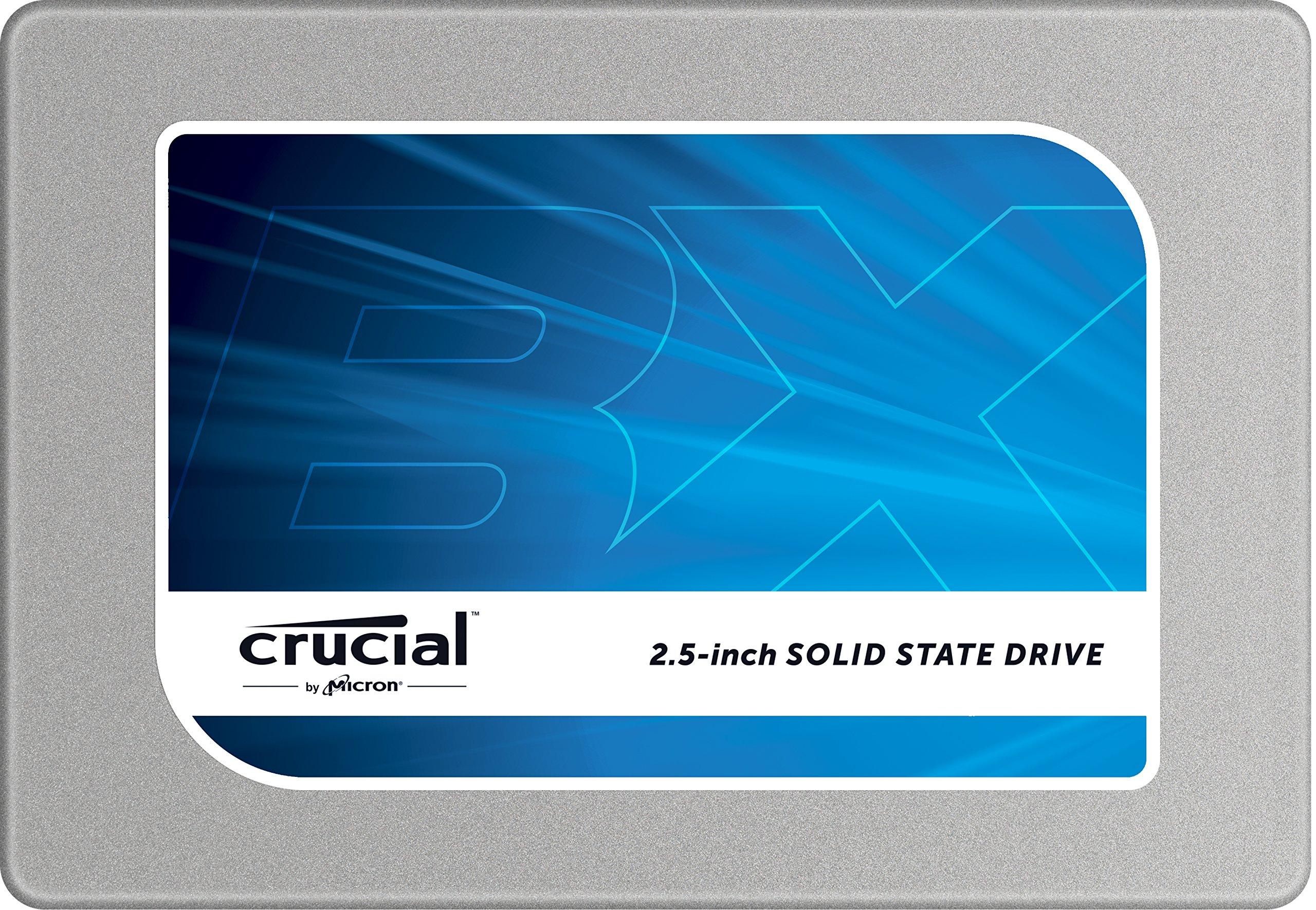 Crucial CT250BX100SSD1 Interne SSD