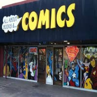 Comic Book Store Finder