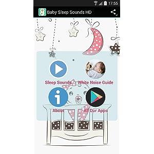 Baby Sleep Sounds HD