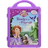 Sofia the First: Ready to be a Princess: Book and Magnetic Playset