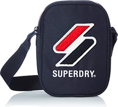 Superdry Herren Sportstyle Side Shoulder Bag, Einheitsgröße