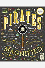Pirates Magnified: With a 3x Magnifying Glass: 1 Hardcover