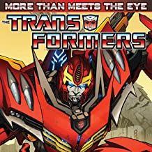 Transformers: More Than Meets the Eye (2011-) (Issues) (50 Book Series)