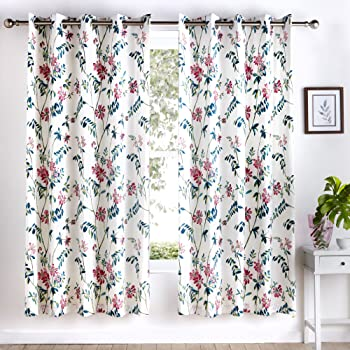 """Suki Lined Eyelet Curtains Dreams /& Drapes 66/"""" Width x 72/"""" Curtains Red"""
