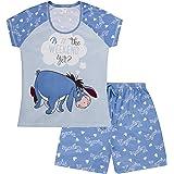 Disney Eeyore is It The Weekend Yet - Pijama corto para mujer