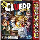 Cluedo Junior – Jeu de societe pour enfants – Version Française