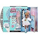 LOL Surprise OMG bambola alla moda SWEETS con 20 sorprese, tra cui vestiti, outfit glamour e accessori alla moda. LOL Surpris