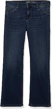 Amazon Essentials Mädchen Jeans Girls' Boot-Cut Jeans