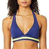 Seafolly Beach Belle Halter Bra Reggiseno Bikini Donna