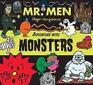 Mr. Men Adventure with Monsters