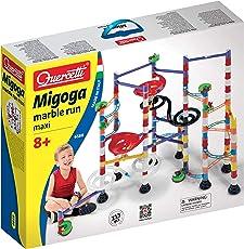 Quercetti Migoga Marble Run Maxi, Multi Color