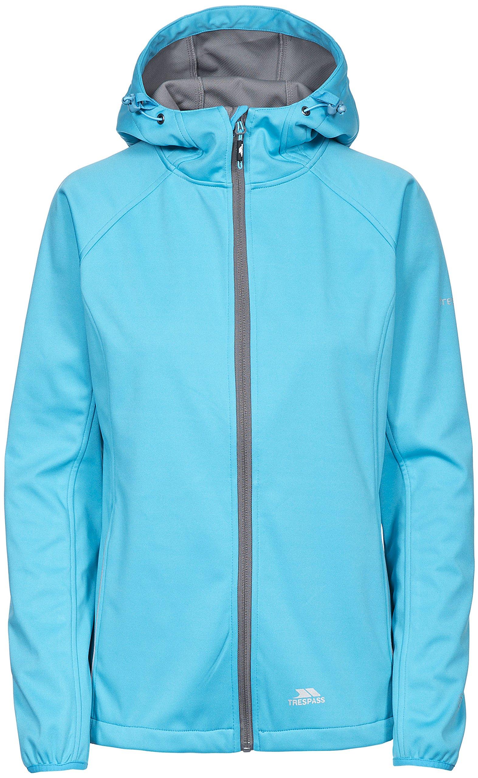 91Mvz6fmKtL - Trespass Women's Sisely Softshell Jacket