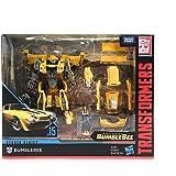 Transformers Studio Series Deluxe Class Rebekah's Garage Bumblebee with Charlie Figure