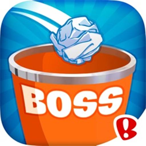 Toss Paper Boss