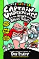 Captain Underpants #2: Captain Underpants And The Attack Of The Talking Toilets Color Edition