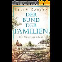Der Bund der Familien (Die Falkenbach-Saga 3) (German Edition)