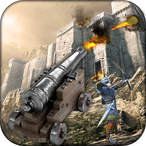 Battle of Empires  -  Legendary Temple Clash Defense