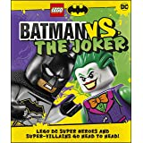 LEGO Batman Batman Vs. The Joker: with two LEGO minifigures!