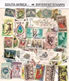 South Africa ~ Stamps Large and Small- 25 Different