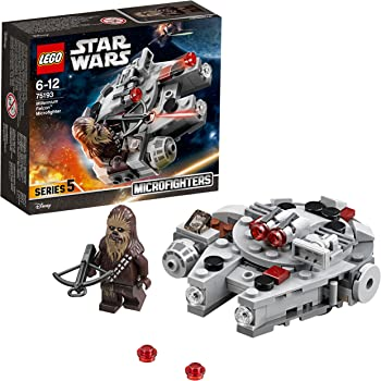 Lego Star Wars - TM - Microfighter Millennium Falcon, 75193